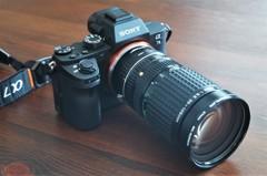 SMC ペンタックス A 35-105mmF3.5
