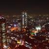 パークハイアット東京と新国立劇場