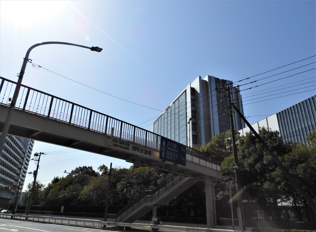 キヤノン川崎事業所