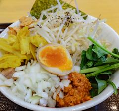光麺@ららぽーと横浜イトーヨーカドー店のフードコート