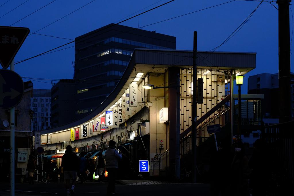 大岡川散歩