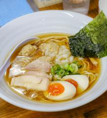 麺屋 ゆるり。@大倉山