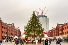 クリスマスマーケット2018 in 赤レンガ倉庫