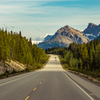 View of Icefield Parkway