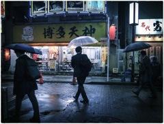 Night:Rain