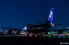 Sayonara2 Boeing 747-481D JA8961