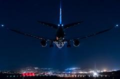 ANA Boeing 787-9 Dreamliner JA833A