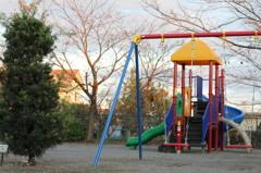 地方の公園
