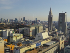 Qで東京タワーのトリミング前