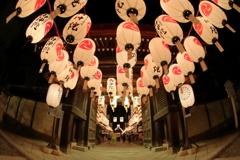多賀大社万灯祭