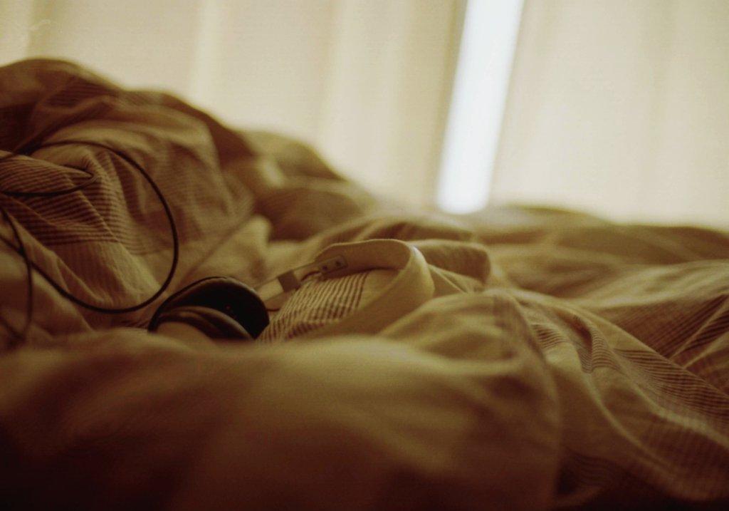 NO MUSIC, NO SLEEP