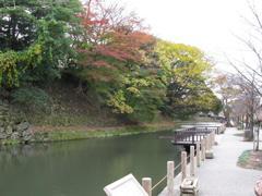 金沢城堀①