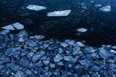 流氷のように