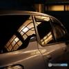 夜の駐車場シリーズ #6