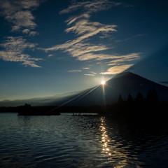 Tears of Mount Fuji