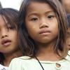 少数民族の少女たち