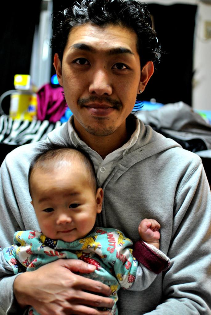 パパと僕☆