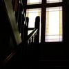 洋館の階段