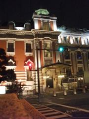 中之島中央公会堂(夜)