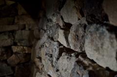 古城の石垣