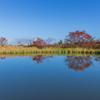「秋景色」Autumn scenery