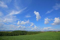 雲のお散歩