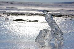 ガラスの海で