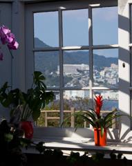 旧グラバー住宅からの眺め