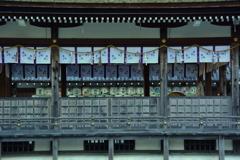 松尾大社・神楽殿3
