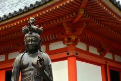六波羅蜜寺・十一面観音菩薩像