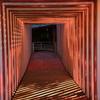 人形の家の紅葉トンネル2