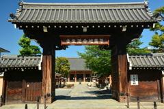 壬生寺正門(表門)