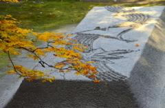 法然院・白砂壇