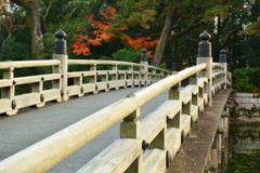 九條池・高倉橋
