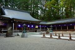 水無神社・本殿1