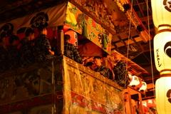 前祭・鶏鉾2