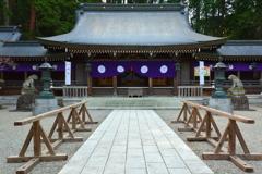 水無神社・本殿2