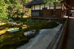 南禅寺方丈庭園・鳴滝庭2