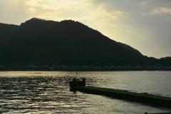 伊根湾の朝3