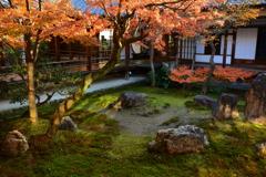 建仁寺・潮音庭の冬2