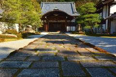南禅寺小方丈・大玄関