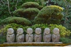 東福寺霊源院の六地蔵