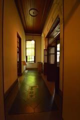 京都文化博物館・廊下