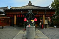 石像寺・本堂