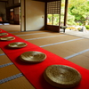 妙満寺・雪の庭5