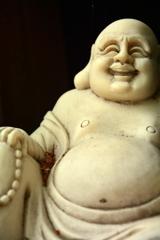 武信稲荷神社の布袋様