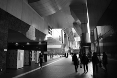 JR京都駅界隈