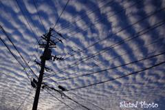 雲波発信基地