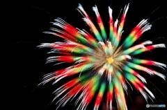 Fireworks (2018安曇野花火-2-)