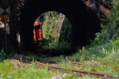トンネルです2